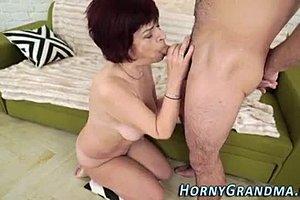 Granny hjemmelavet porno